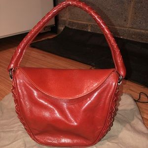 Bottega Veneta Hand Bag Braided Small Hobo Bag